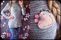 Модный женский свитер Сумка-Коко