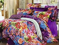 Жаккардовое постельное белье Гобелен Prestij Textile 04317