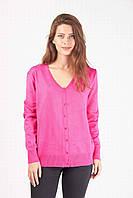 Стильная кофточка нежно-розового цвета