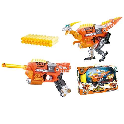 Трансформер Dinobots Динобот-трансформер Велоцираптор SB378 8575