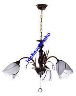 Люстра подвесная на 3 плафона ID-00598