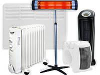 Конвекторы электрические, масляные радиаторы, тепловентиляторы