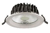 Светильник врезной PLATOS DLR165F/15W 56°, 3000K/4000K/6000K