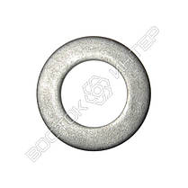 Шайба плоская М24 DIN 125, ГОСТ 11371-78 | Размеры, вес, фото 3