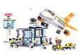 Конструктор SLUBAN M38-B0367 Авиация, самолет, 678 деталей, фигурки, фото 2