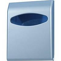 Диспенсер для гигиенических накладок на унитаз 1/4 складка белый 230х55х275 (200)
