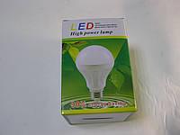 Светодиодная лампа LED 6Вт, Е27, 6500К