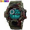 Часы военные водонепроницаемые 5 АТМ Skmei Camouflage 1019 (Original 100%).