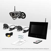 Беспроводная система видеонаблюдения Страж Грифон 9-1У