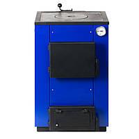 MaxiTerm 12 ПБ - котел твердотопливный с варочной поверхностью