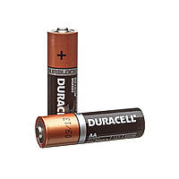 Батарейки DURAСELL Basic AA  1.5V LR6 2шт Бельгия