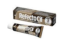 Фарба RefectoCil № 3 (коричневий)
