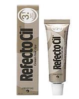 Краска RefectoCil №  3.1 (светло-коричневый)