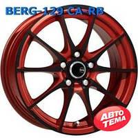 BERG 129 CA-RB R15 W6.5 PCD5x114.3 ET40 DIA73.1
