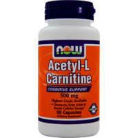Acetil-L Carnitin 500мг (100капс.)
