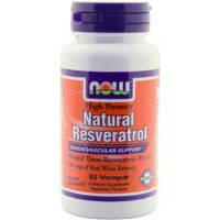 Ресвератрол / Resveratrol (50 мг) 60кап.