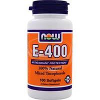 Витамин Е 400 Mix (100капс.)