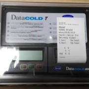 Регистратор температуры Data Cold 600