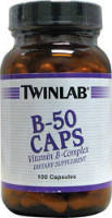 Витамин В-50 Caps (100капс.)
