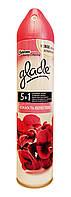 Освежитель воздуха Glade 5 в 1 Нежность лепестков - 300 мл.