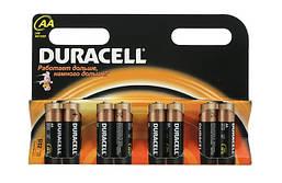 Батарейки DURAСELL Basic AA  1.5V LR6 8шт Бельгия