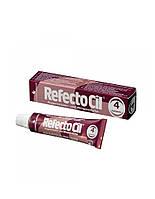 Краска RefectoCil №  4 (каштановый)