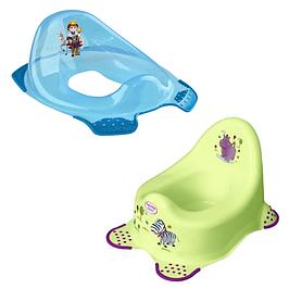 Детские горшки, накладки на унитаз