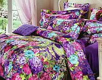 Жаккардовое постельное белье Гобелен Prestij Textile 83012