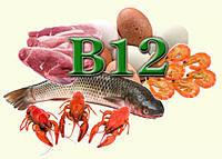 Витамин B12 (1% цианокобаламина)