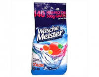Wasche Meister Color порошок для цветного белья 10.5 кг
