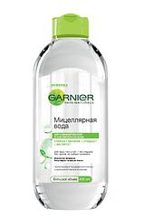 Мицелярная вода для очищения кожи лица Garnier Skin Naturals