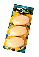 Шик туалетное мыло Лимон 3х115 г