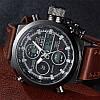 Комплект ударопрочные часы AMST + портмоне Baellerry Business - Фото