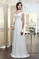 Свадебное платье в греческом стиле, ши фон