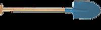Лопата штыковая с черенком JUCO