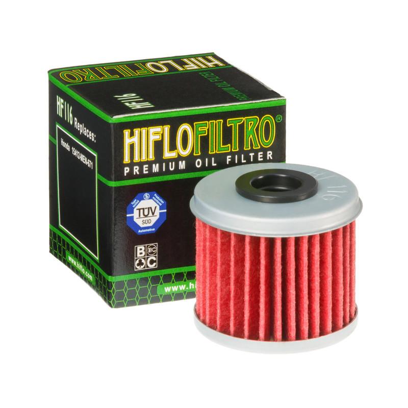 Фільтр масляний Hiflo HF116