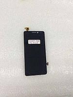 Дисплей для мобильного телефона Gigabyte GSmart Mika M2, черный, с тачскрином