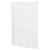 Дверцы ревизионные металлические 20х50 на магните