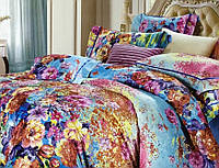 Жаккардовое постельное белье Гобелен Prestij Textile 17102