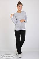 Штаны спортивные Alice для беременных, плотные (черный)