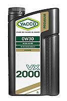 Масло моторное YACCO VX 2000 0W-30 2лит