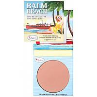 Румяна-Бронзер theBalm Bronzer Balm Beach Neutral Pink