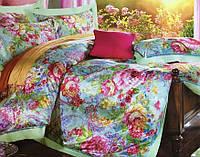 Жаккардовое постельное белье Гобелен Prestij Textile 98539