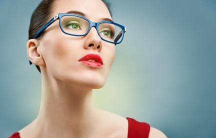 Женские люксовые очки для зрения