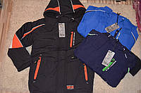 Куртка лыжная для мальчиков Glo Story, 92/98-128  см