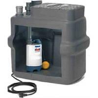Станция для накопления и подъема сточных вод SAR 100-DM 10