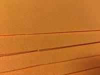 Фоамиран  оранжевый  20х30