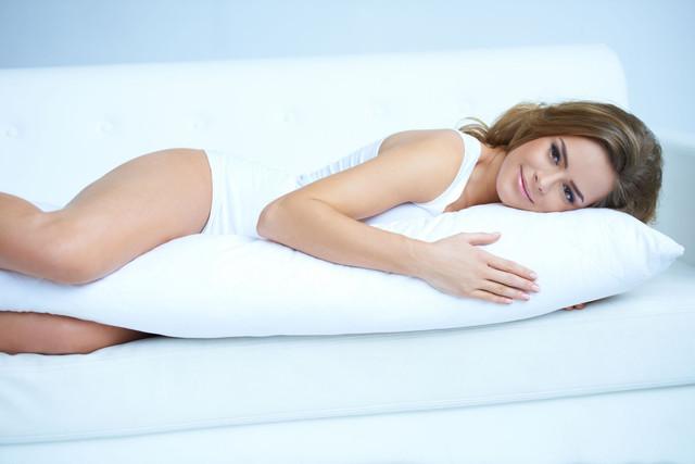 Подушки для беременных без наволочки