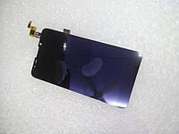 Дисплей для мобильного телефона Gigabyte GSmart Simba SX1, черный, с тачскрином