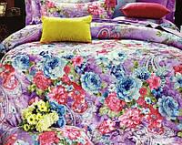 Жаккардовое постельное белье Гобелен Prestij Textile 83759